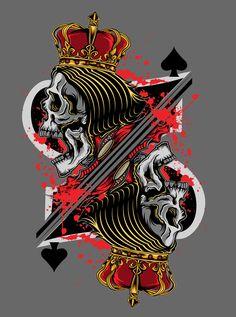 Ronin Samurai, Big Flowers, Skull Art, Tee Design, Tattoo Art, Skulls, Silk, Games, Halloween