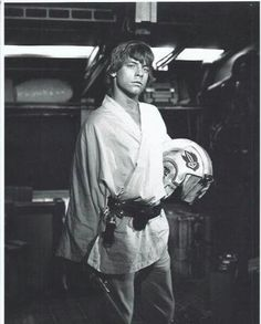 Luke Skywalker in EPISODE IV - A NEW HOPE (1977)