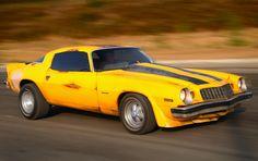 1976 Chevrolet Camaro (Bumblebee)