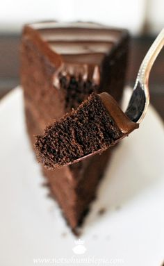Chocolate Butter Cake...