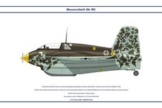 Me-163 JG400 2 by WS-Clave