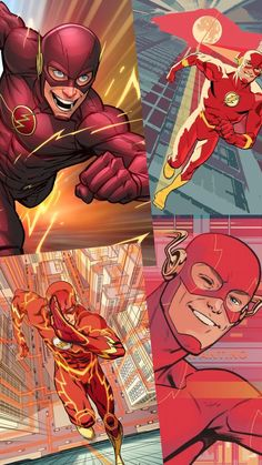 Flash Wallpaper, Dc Comics Superheroes, The Flash, Iron Man, Spiderman, Fictional Characters, Art, Spider Man, Art Background