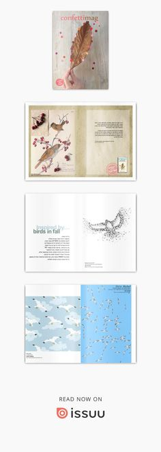 autumn  fall edition - inspiration, design, craft ideas. Autumn Fall, Birds, Craft Ideas, Crafts, Inspiration, Design, Biblical Inspiration, Manualidades, Bird