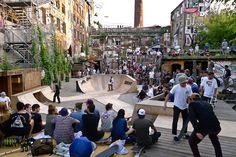 Bright Death Race at Kater Holzig (skateboarding events) Berlin, News & Brands, Skateboarding, skate Event