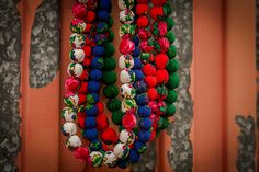ethnic folk jewelery