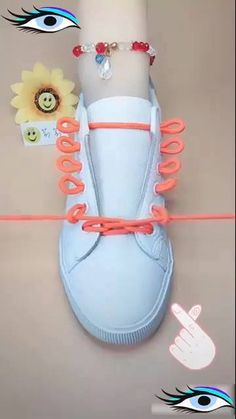 Ways To Lace Shoes How To Tie Shoes Your Shoes Tie Shoelaces Creative Shoes Shoelace Tying Ideas Prácticas Crafts For Teens Clothes Crafts Ways To Lace Shoes, How To Tie Shoes, Kids Clothes Sale, Diy Clothes, Creative Shoes, Creative Ideas, Diy Fashion, Mens Fashion, Tie Shoelaces