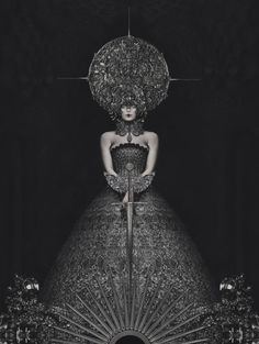 Garjan Atwood • Dark Beauty Magazine