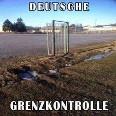 Deutsche Grenzkontrolle.jpg von Nogula auf www.funpot.net