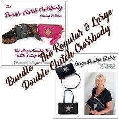 The Forever Shopper – PDF Bag sewing pattern in 2 sizes – SpencerOgg Bag Patterns To Sew, Pdf Sewing Patterns, Free Sewing, Sewing Hacks, Sewing Projects, Sewing Tips, Sewing Tutorials, Double Clutch, Craft Fairs