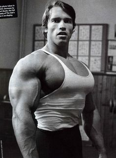 Arnold Schwarzenegger - The Best Gallery Of This Bodybuilding Icon!