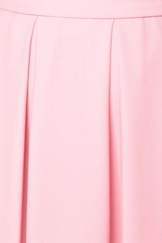 You'll feel absolutely pretty, witty, and bright in our Oh, So Pretty Light Pink Midi Skirt! This medium-weight woven poly skirt starts with a high-banded waist, before descending to charming box pleats. An A-line cut and modest midi-length make this skirt perfect for a day at the office or a night out with the girls! Hidden back zipper with clasp. Fully lined. 100% Polyester. Hand Wash Cold.