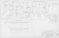 MATRIXSYNTH: Vintage Moog Schematics Hand Drawn by Bob Moog Him...