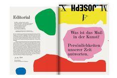 Max Joseph #3 Vermessen: Die Kunst