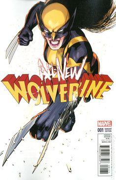 All New Wolverine (2015) 1B