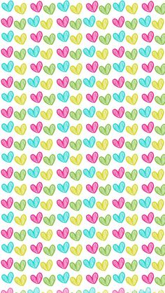 Lots of Hearts (original) Crazy Wallpaper, Pink Wallpaper Iphone, Heart Wallpaper, Pattern Wallpaper, Wallpaper Backgrounds, Phone Backgrounds, Eid Stickers, Vintage Flowers Wallpaper, Kids Calendar