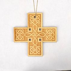 Made from baltic birch, laser engraved and cut. Great addition to yours or a loved ones Christmas tree.  Can also be used as a present tag for that over the top touch!  Made in our shop here in South Florida