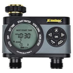 Hydrologic 2Zone Digital Water Timer -- You can find out more details at the link  sc 1 st  Pinterest & Rain Bird 1ZEHTMR - Electronic Hose End Timer Rain Bird http://www ...