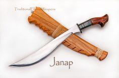 Filipino Janap Sword