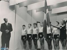 arkiv.dk | Jubilæum i Vig Gymnastikforening - 1960