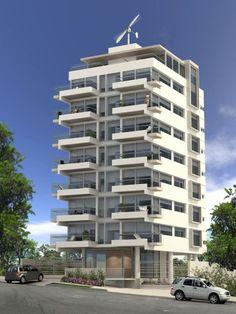 Inauguraron un edificio ecológico en Mar del Plata (Enllave 12/02/2008)