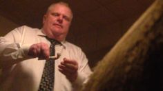 Mayor Rob Ford appears smoking from a pipe in a still image given to the Globe and Mail and Gawker.com. Details from that night emerged today in newly released court documents.