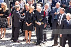 Photo d'actualité : Valérie Pécresse at the ceremony in homage to...