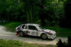 The most beautiful racecars of all time - Lancia-Delta-S4. RACER.com