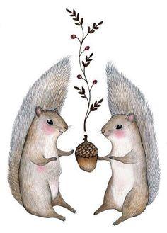 AR T- Share a nut ***