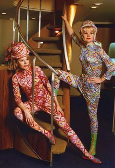 Fashion Braniff international airways