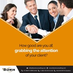 Clients or customers are the drivers in today's marketing world. Do proper research on your prospect and build a rapport before you start with your pitch. The art of mastering to have meaningful conversations is the key to grabbing the attention.