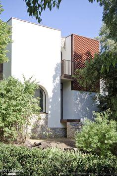 Rénovation et Extension d'un mas: Maison des Aires (34), Castries, CABINET - CABINET ARCHITECTURES - décorateur d'intérieur