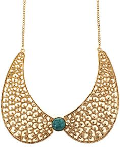 Lacy Collar Necklace  $16  http://www.udobuy.com/goods-10601.html#