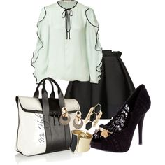 """""""Untitled #1050"""" by mshyde77 on Polyvore"""