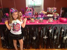 Ever After High Birthday