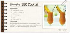Sandals BBC Cocktail