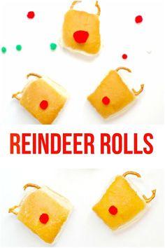 Reindeer Rolls! The