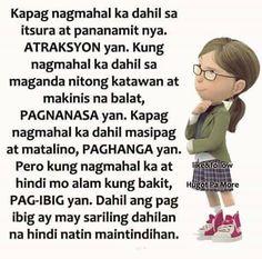 Tagalog Quotes Hugot Funny, Tagalog Love Quotes, Patama Quotes, Quotes Quotes, Hugot Lines Tagalog Love, Bts Wallpaper Lyrics, Love Text, True Love, Jokes