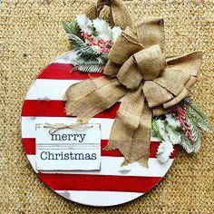 Christmas Wood Crafts, Farmhouse Christmas Decor, Rustic Christmas, Christmas Projects, Holiday Crafts, Christmas Crafts, Christmas Ornaments, Merry Christmas, Christmas Ideas
