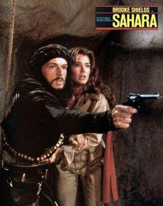 Brooke Shields in Sahara Sahara Movie, Wilson Movie, Brooke Shields, Gisele, Movies And Tv Shows, Movie Tv, People, Fictional Characters, Safari