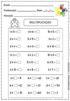 Revised! Multiplying Doubles up to 20 by 20 (A) Math Worksheet ...