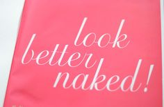 Look better naked! Easiest 6 week guide ever. Eat glitter blog