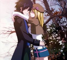 i prefer NaLu ut.. Gray and Lucy it's ok too.[fabut Natsu and Lucy is still better ;)]