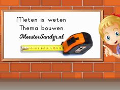 Meten Is Weten - Thema Bouwen - Www.nl - Kleuters by Sander Gordijn - Educational Games for Kids on TinyTap Online Games For Kids, Educational Games For Kids, Computer Technology, Mathematics, Kindergarten, Preschool, 1, Children, Construction