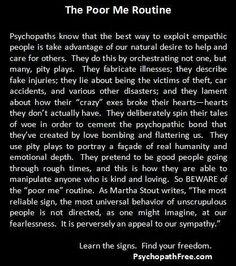 Psychopath, sympathy, crazy, illness