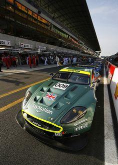 Aston Martin DBR9 Le Mans 2006 from collection Colla Verglas