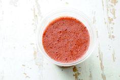 Kijk wat een lekker recept ik heb gevonden op Allerhande! Smoothie grapefruit, blauwe bes, gember en wortel
