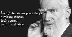 Bernard Shaw este singura persoană din lume care a primit premiul Nobel pentru literatură şi premiul Oscar. Ca nimeni altul el a putut asocia perfect umorul cu observaţiile profunde asupra viaţii, iar citatele sale precise confirmă profunzimea viziunii sale. 1.Lumea este formată din leneşi care vor să devină bogaţi fără să lucreze, şi proşti care … George Bernard Shaw, Clever Quotes, Sigmund Freud, Life Philosophy, Letting Go, Einstein, Quotations, First Love, Wisdom
