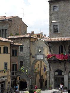 Cortona, Provincia di Arezzo, Toscana - Italy I believe the movie Under the Tuscan Sun refers to being in Cortona !