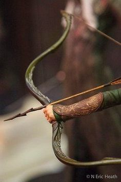 Elven Bow Detail