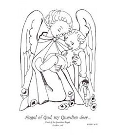 guardian angels feast day oct 2nd from waltzing matilda free to print and wonderful